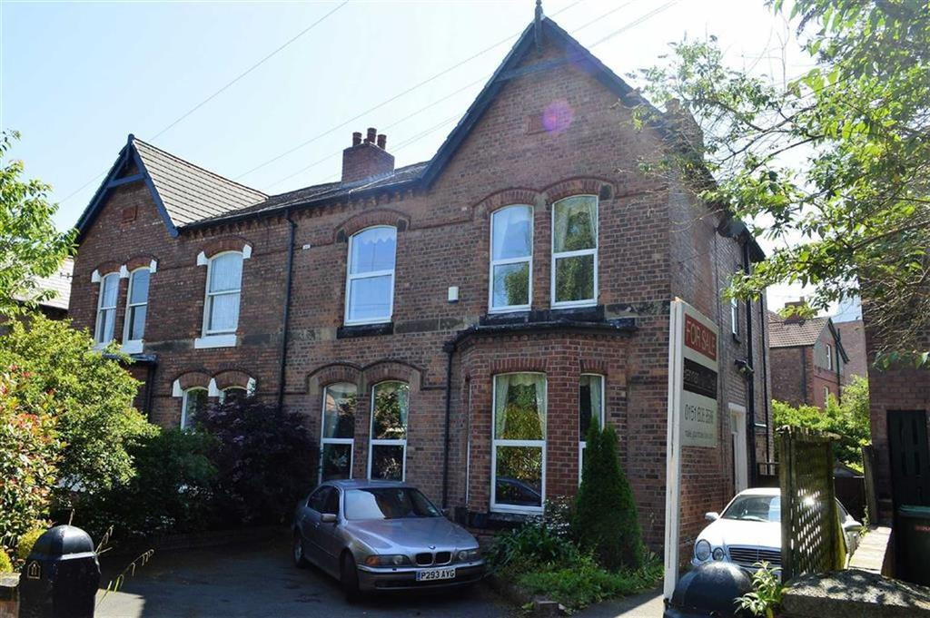 5 Bedrooms Semi Detached House for sale in Arnside Road, Oxton, CH43