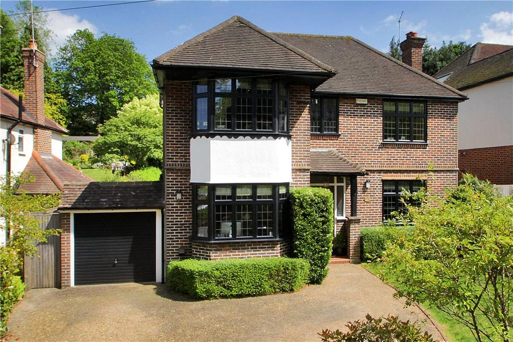3 Bedrooms Detached House for sale in Brittains Lane, Sevenoaks, Kent, TN13