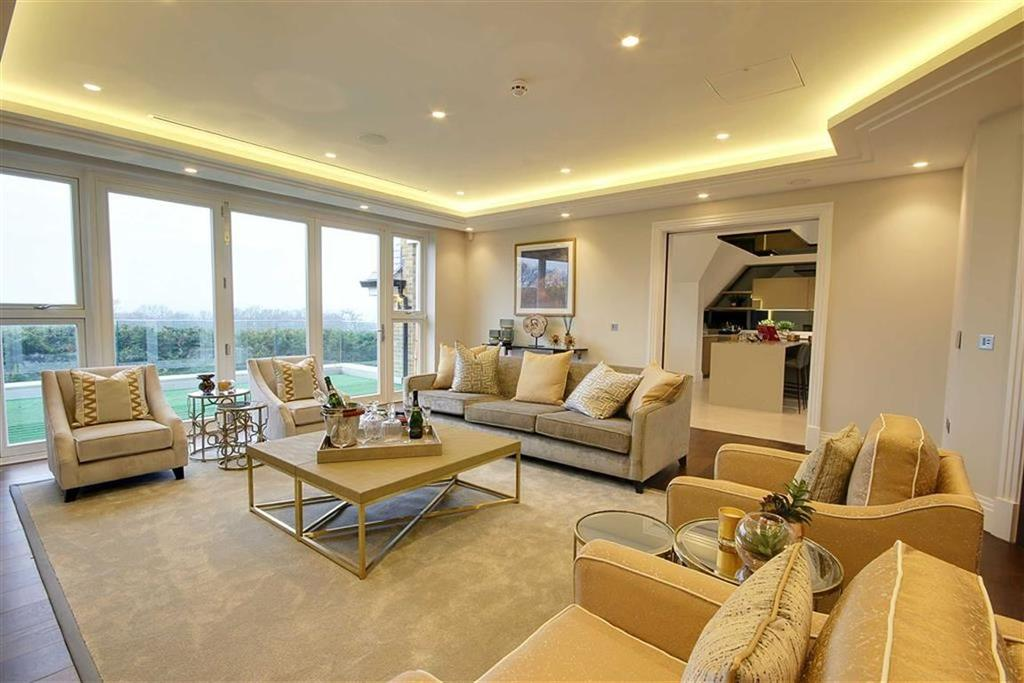 3 Bedrooms Penthouse Flat for sale in Cockfosters Road, Hadley Wood, Hertfordshire