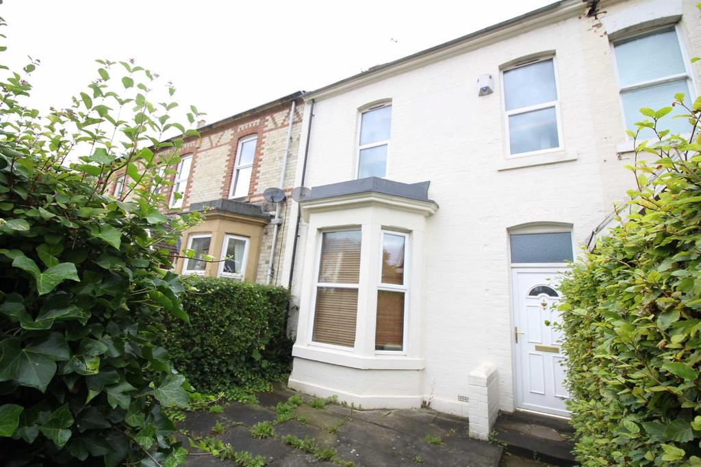 4 Bedrooms Terraced House for rent in Ivy Road, Newcastle Upon Tyne