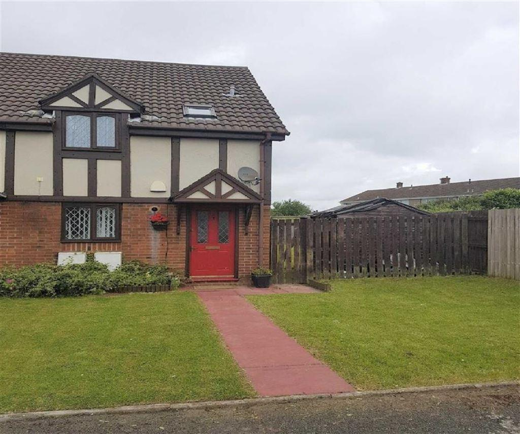 2 Bedrooms End Of Terrace House for sale in Chantry Court, Swansea, SA5