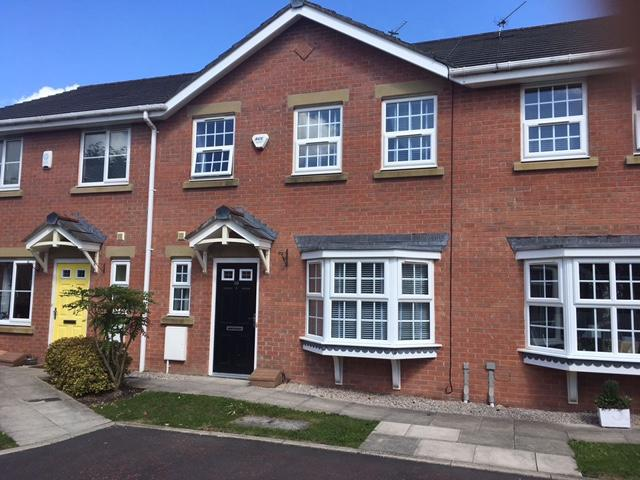 4 Bedrooms Terraced House for sale in Trafalgar Place, Lytham, FY8