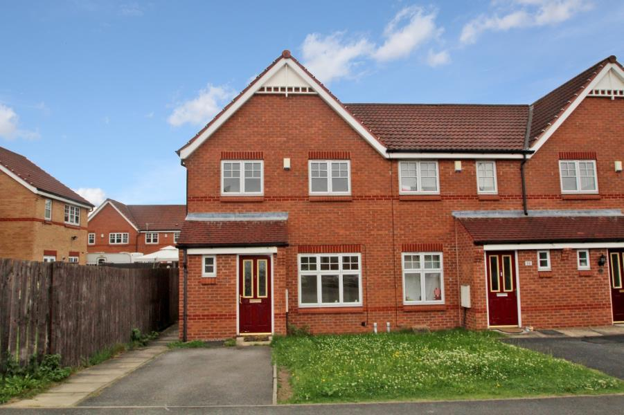 3 Bedrooms Terraced House for sale in MILL CHASE GARDENS, WAKEFIELD, WF2 9SP