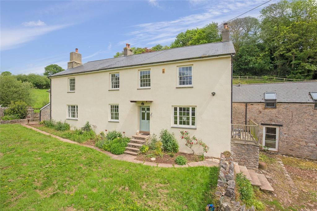 5 Bedrooms Detached House for sale in Aish, Stoke Gabriel, Totnes, TQ9