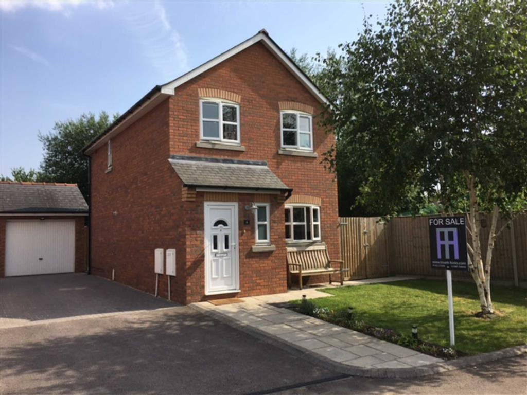 3 Bedrooms Detached House for sale in Owens Lane, Ross On Wye, Herefordshire