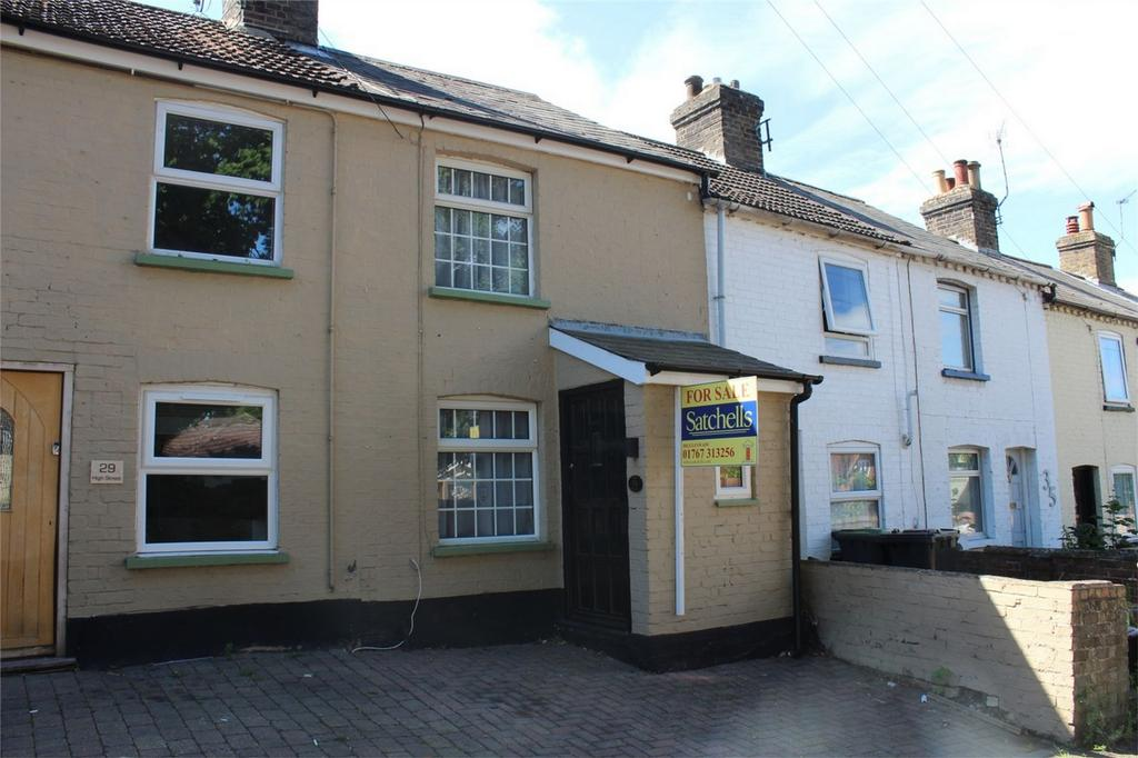 2 Bedrooms Terraced House for sale in Langford, Biggleswade, Bedfordshire