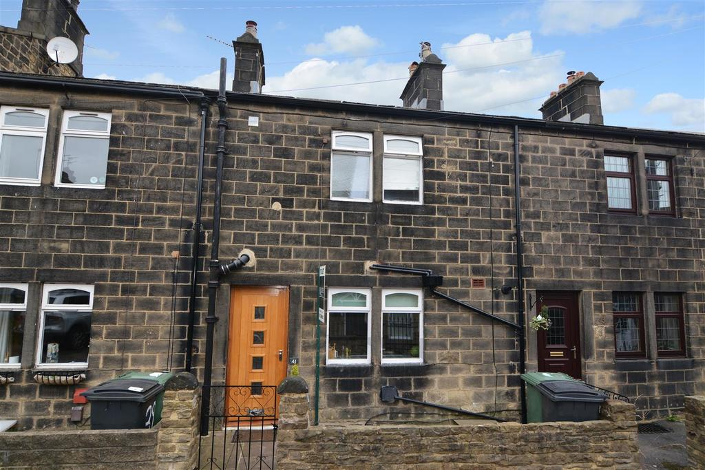 2 Bedrooms Terraced House for sale in Back Lane, Horsforth