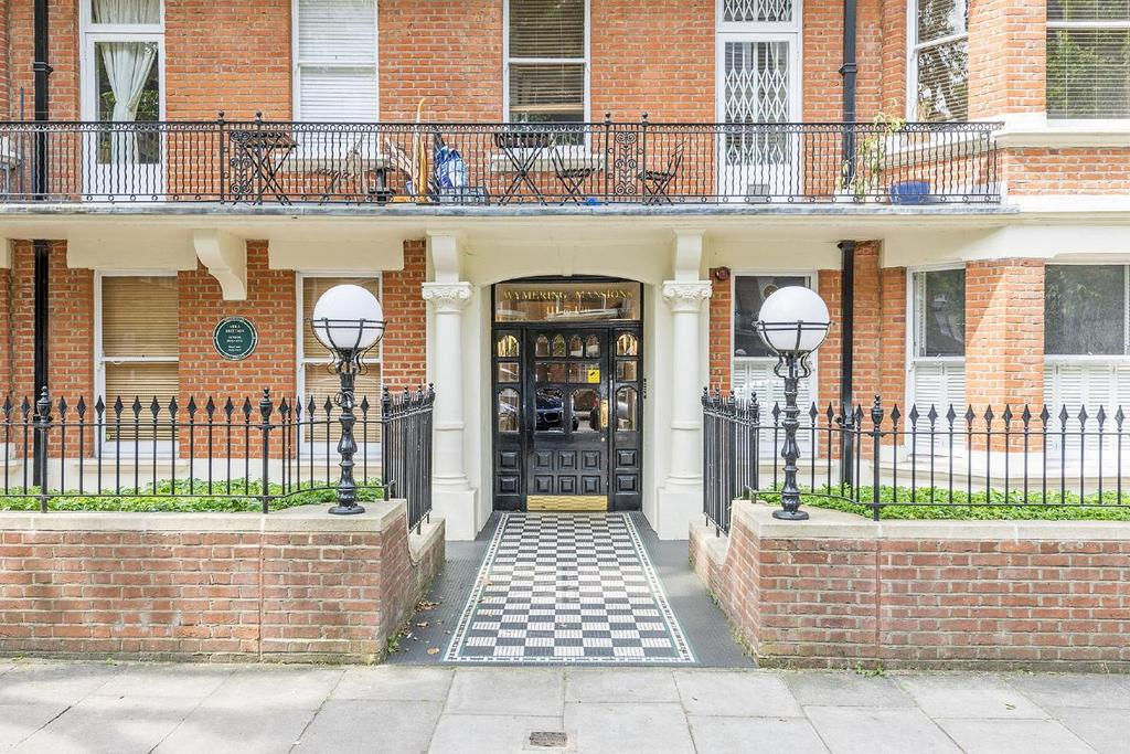 2 Bedrooms Flat for sale in Wymering Road, Maida Vale, W9