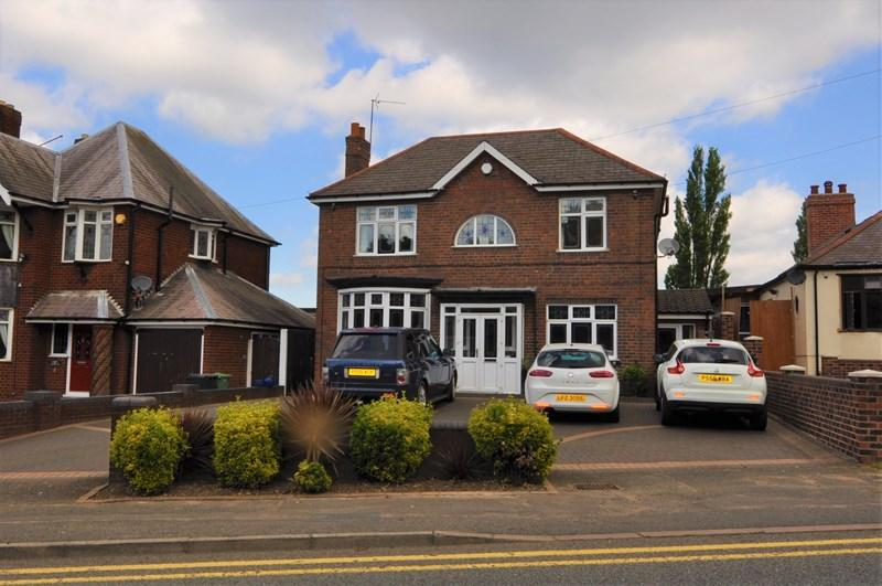 4 Bedrooms Detached House for sale in Mucklow Hill, Halesowen