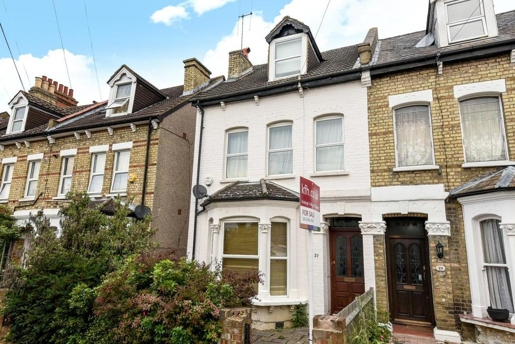 4 Bedrooms Semi Detached House for sale in Stodart Road, Penge