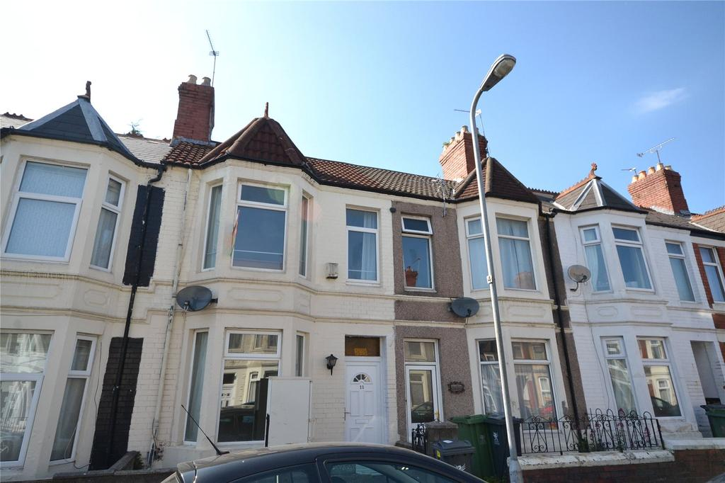 5 Bedrooms Terraced House for sale in Dogfield Street, Roath, Cardiff, CF24