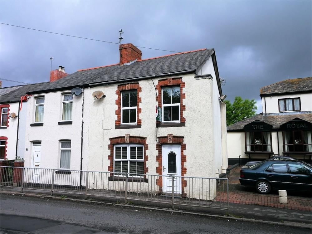 2 Bedrooms End Of Terrace House for sale in Cardiff Road, Dinas Powys