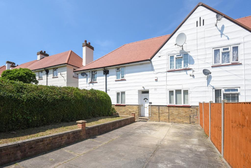 3 Bedrooms Maisonette Flat for sale in Furneaux Avenue West Norwood SE27