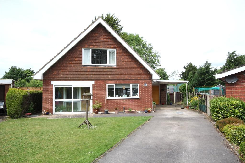 3 Bedrooms Detached Bungalow for sale in Priory Close, Ruskington, NG34