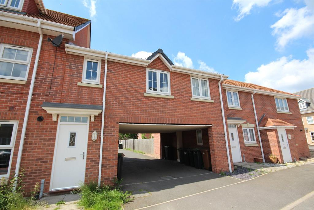 1 Bedroom Flat for sale in Taurus Avenue, North Hykeham, LN6