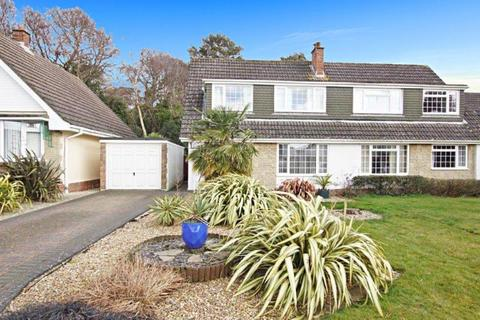 3 bedroom semi-detached house to rent - South Western Crescent, Lower Parkstone