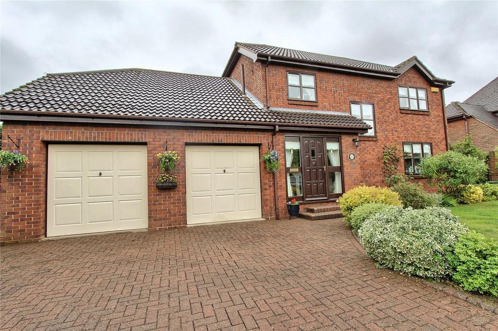 3 Bedrooms Detached House for sale in Sunderland Road, Wolviston
