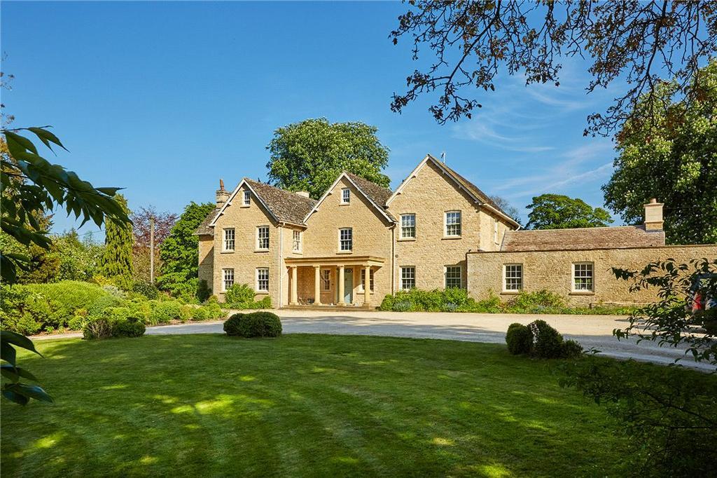 8 Bedrooms Detached House for sale in Ascott Under Wychwood, Chipping Norton, Oxfordshire, OX7