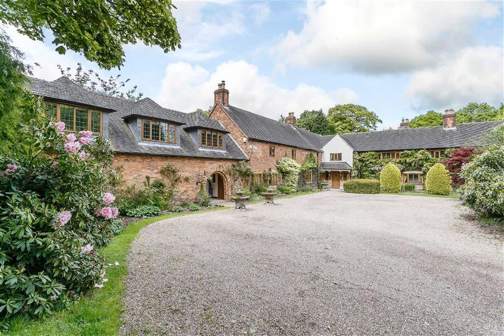 6 Bedrooms Detached House for sale in Roman Lane, Little Aston Park, Sutton Coldfield