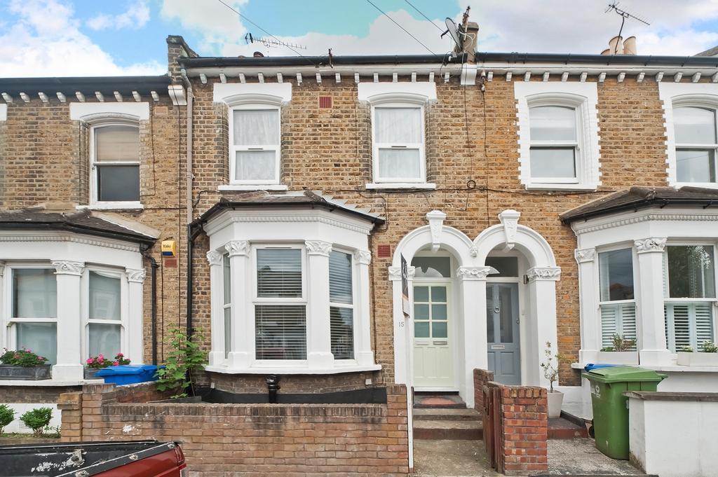 1 Bedroom Flat for sale in Ulverscroft Road, East Dulwich, SE22