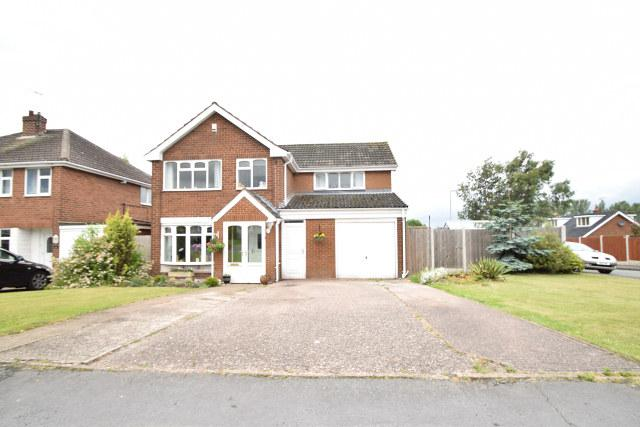 4 Bedrooms Detached House for sale in Wardles Lane,Great Wyrley,Staffordshire