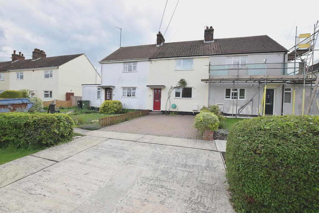 3 Bedrooms Terraced House for sale in Shalford Road, Braintree, CM77