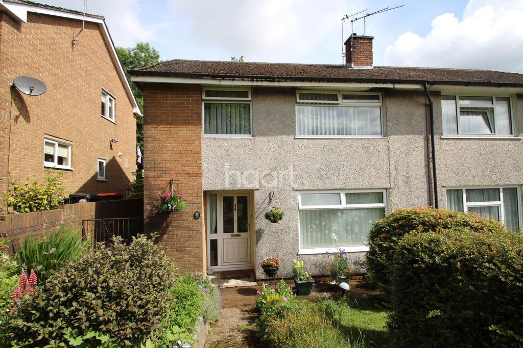 3 Bedrooms Semi Detached House for sale in Laurel Road, Bassaleg, Newport