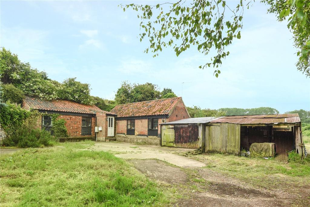 Plot Commercial for sale in Mill Common, Ashby St. Mary, Norwich, Norfolk, NR14
