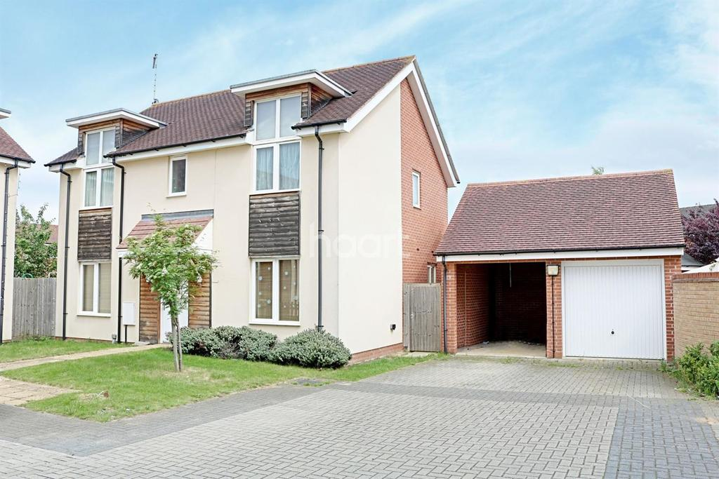 4 Bedrooms Detached House for sale in Broughton