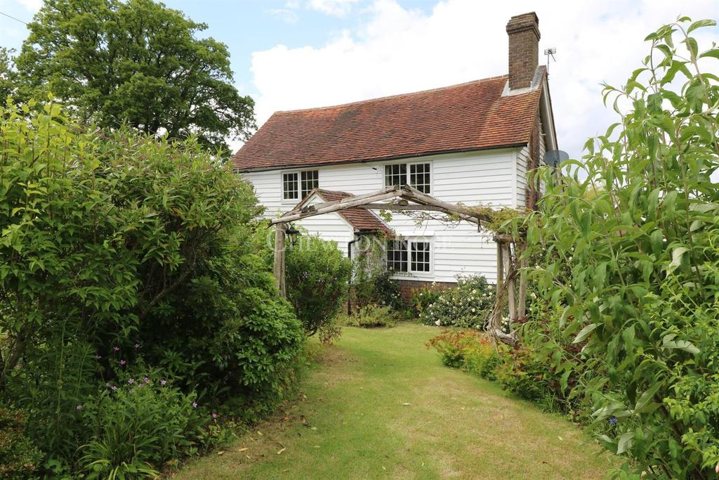 4 Bedrooms Detached House for sale in Turners Green Road, Wadhurst TN5