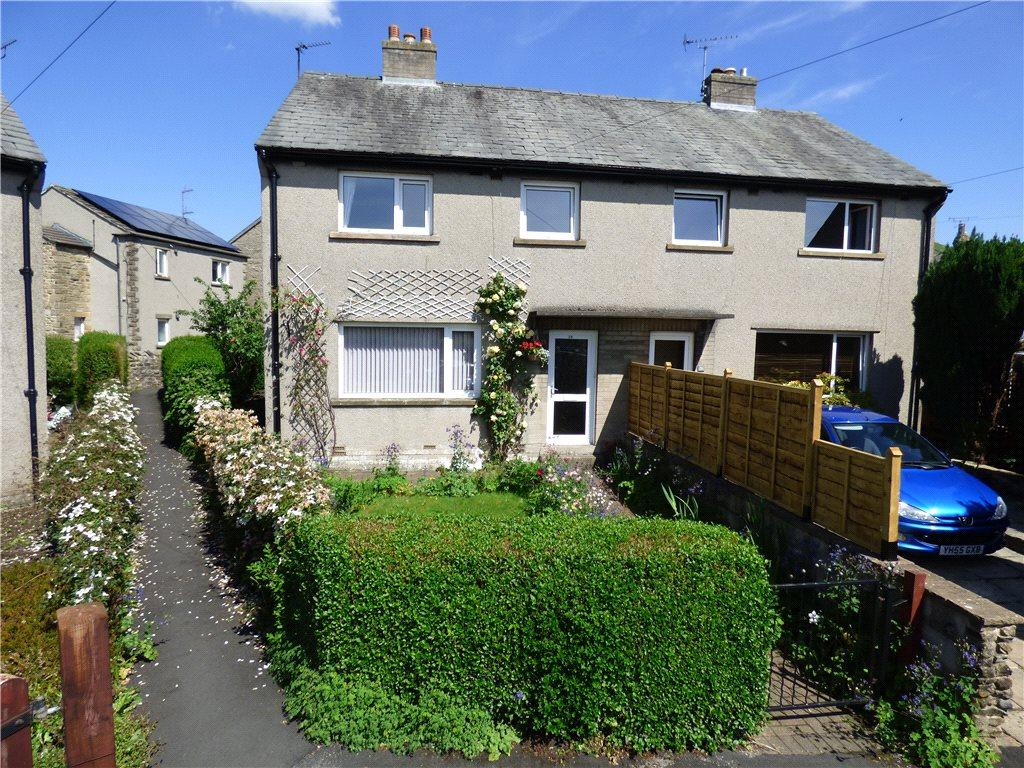 3 Bedrooms Semi Detached House for sale in Mill Close, Settle, North Yorkshire