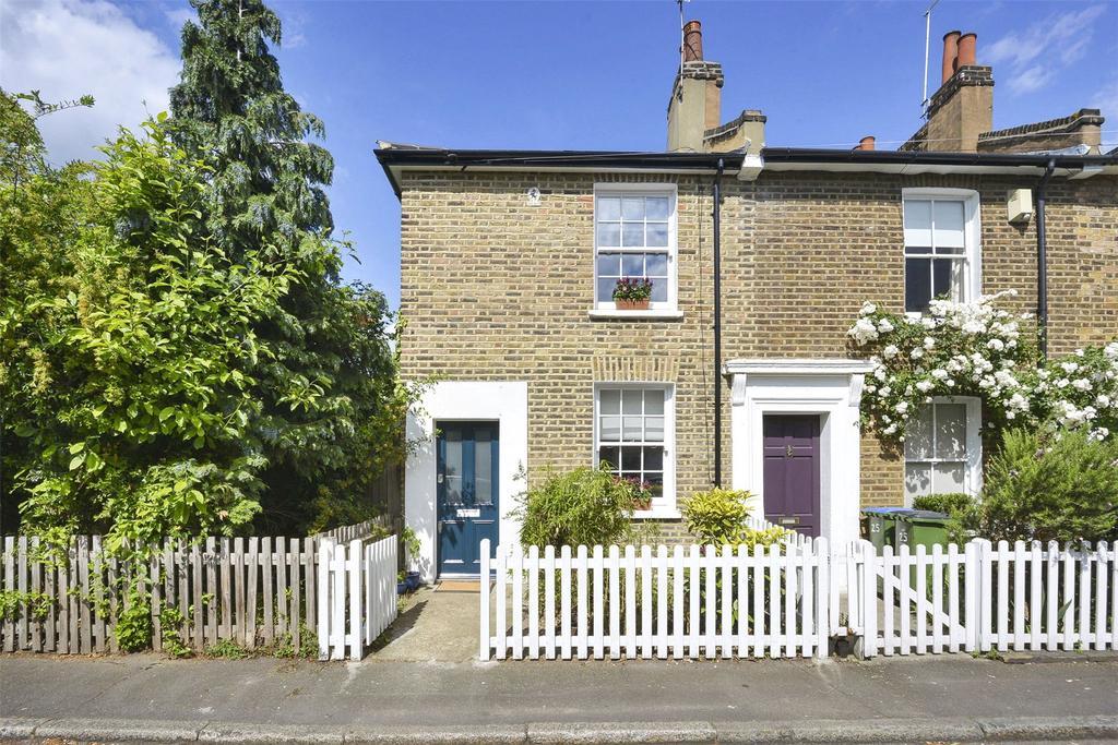2 Bedrooms End Of Terrace House for sale in Braddyll Street, Greenwich, London, SE10