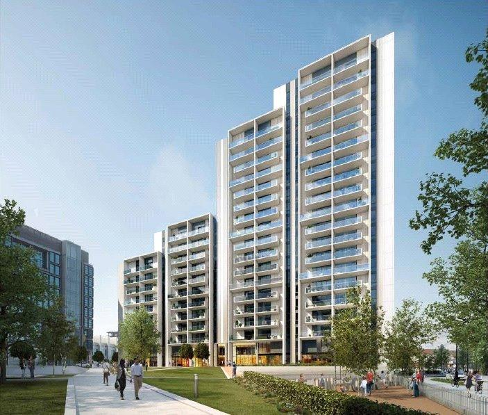 1 Bedroom Apartment Flat for sale in Engineers Way, Wembley, HA9