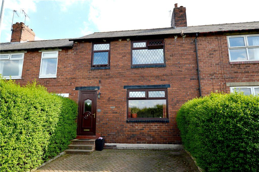 3 Bedrooms Terraced House for sale in Grange View, Pudsey, West Yorkshire