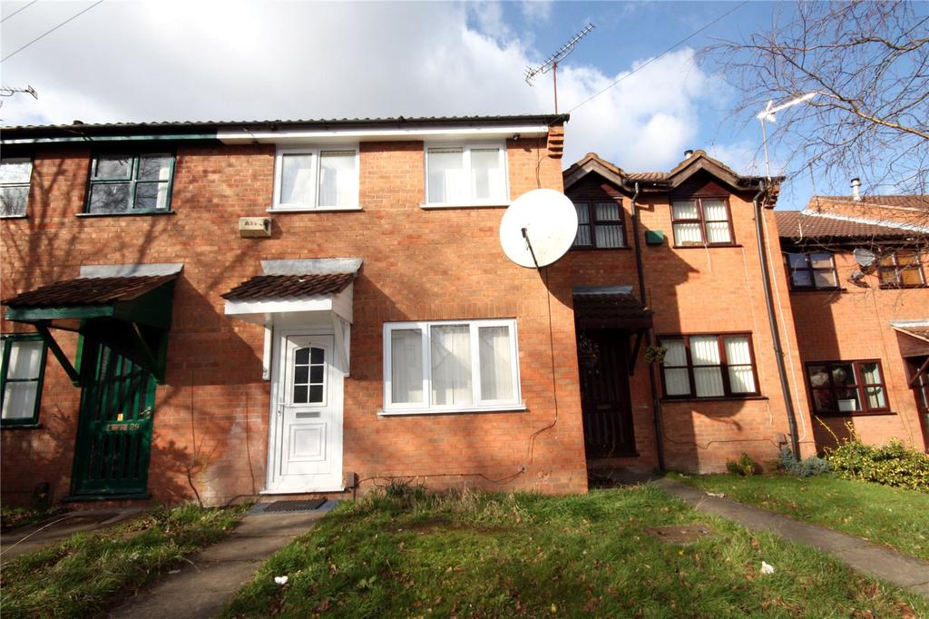 3 Bedrooms Terraced House for sale in Claremont Road, Sherwood, Nottingham, NG5