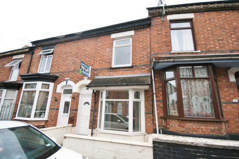 2 bedroom terraced house - Walthall Street, Crewe
