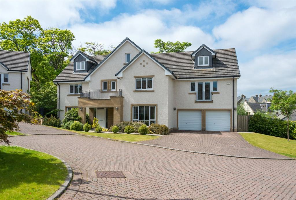 7 Bedrooms Detached House for sale in Pitcairn Grove, Edinburgh