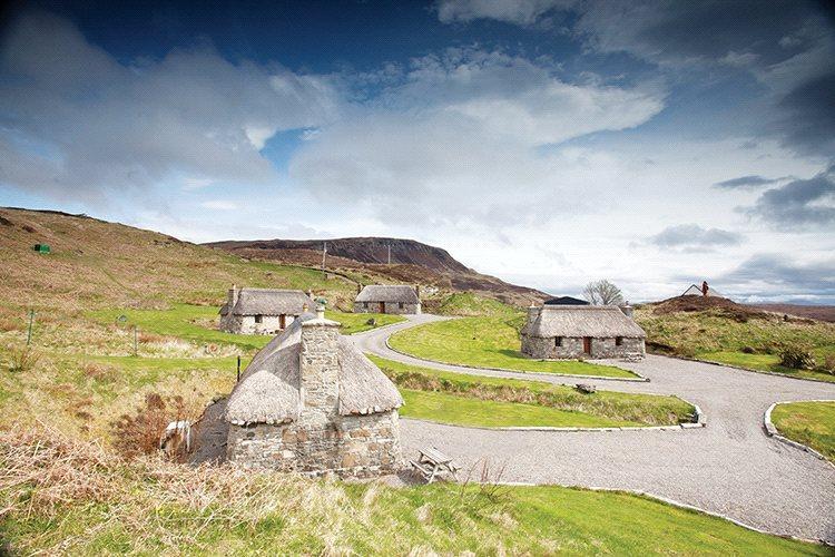 5 Bedrooms Detached House for sale in Elgol, Isle of Skye