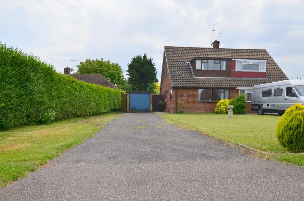 3 Bedrooms Semi Detached Bungalow for sale in Orchard Grove, Kesgrave