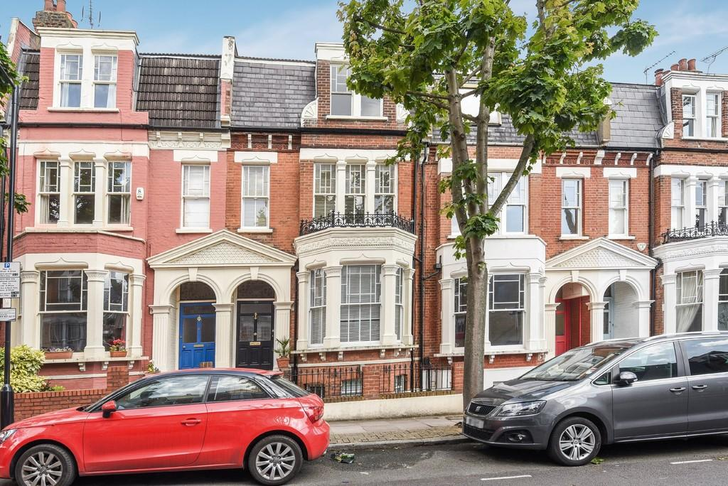 5 Bedrooms Terraced House for sale in Sotheby Road, N5 2UP