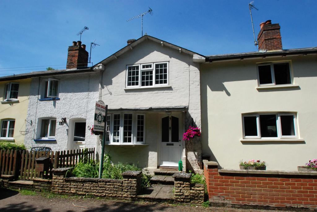 2 Bedrooms Terraced House for sale in High Street, Reed, Royston