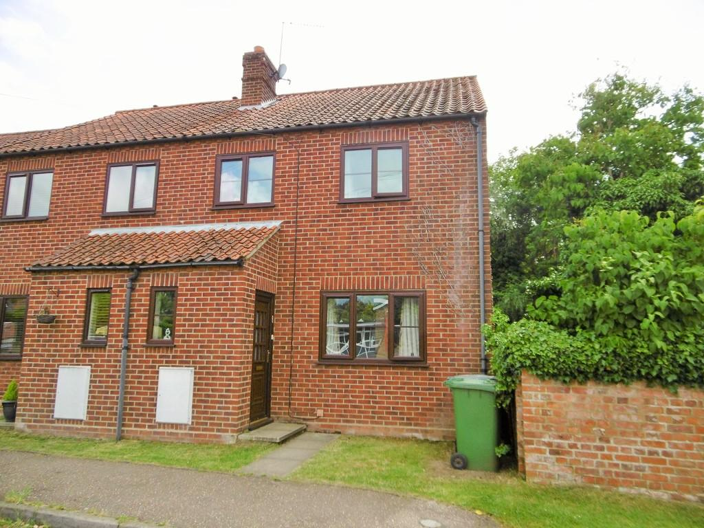 3 Bedrooms End Of Terrace House for sale in Reepham
