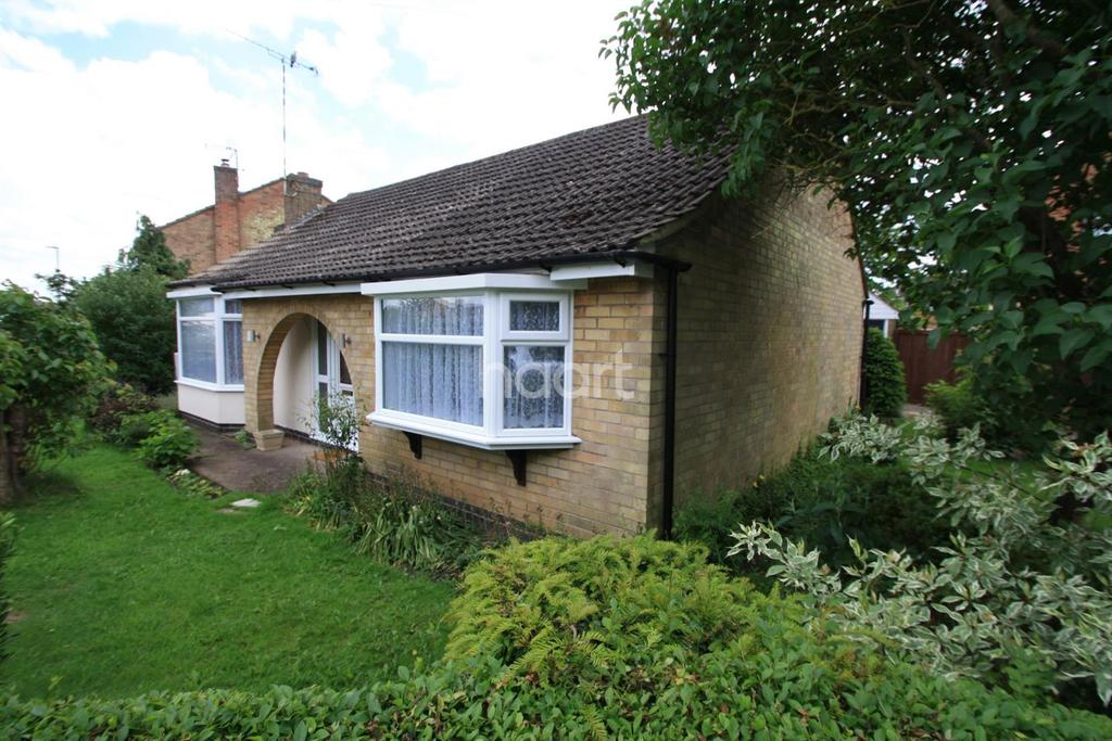 2 Bedrooms Bungalow for sale in The Fleet, Stoney Stanton, Leicester