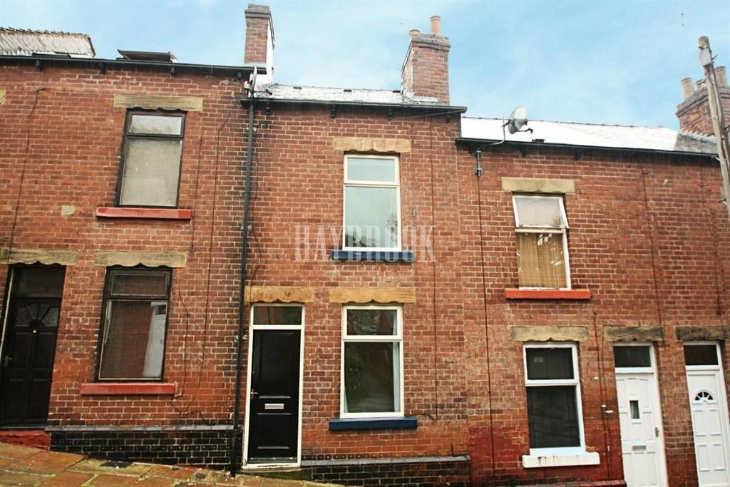 2 Bedrooms Terraced House for sale in Tennyson Road, Walkley, S6