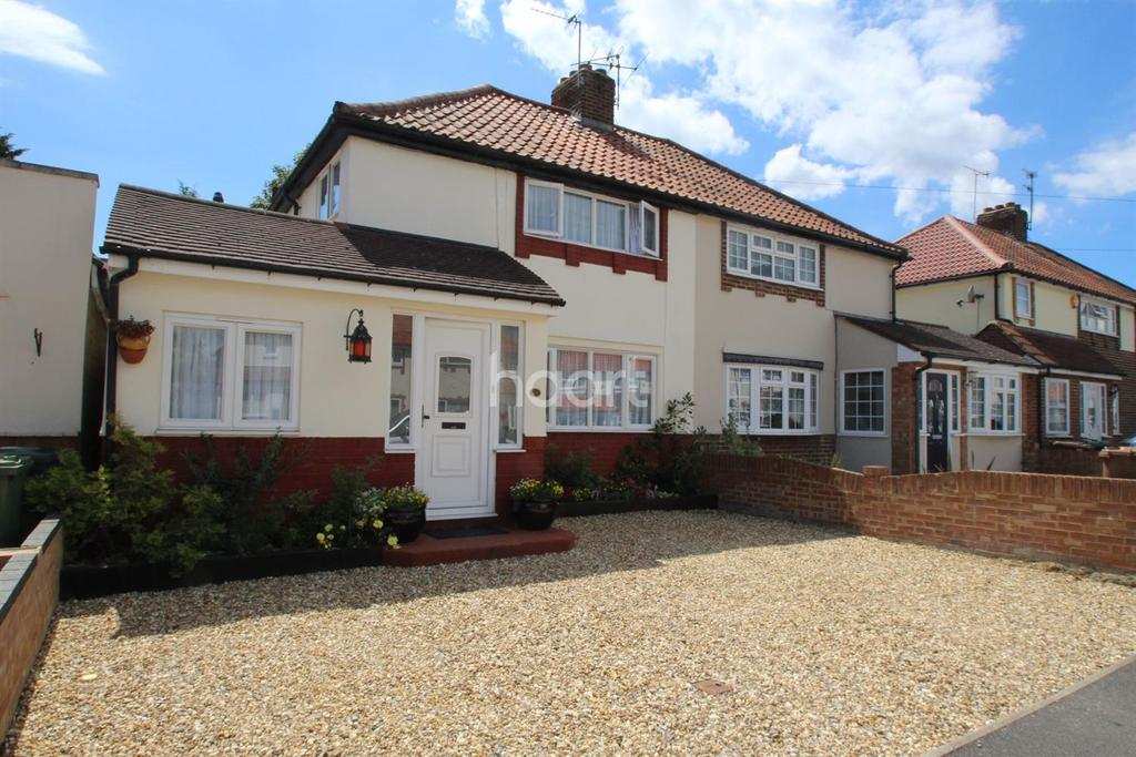 3 Bedrooms Semi Detached House for sale in Staines-upon-thames