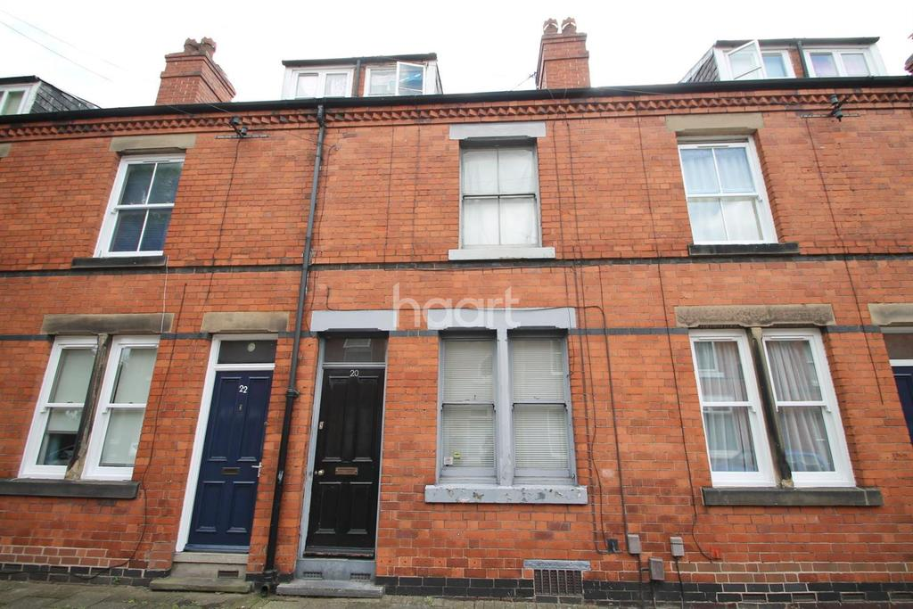 3 Bedrooms Terraced House for sale in Lord Street, Sneinton