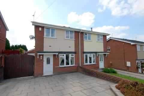 3 bedroom semi-detached house for sale - Tilewright Close, Kidsgrove