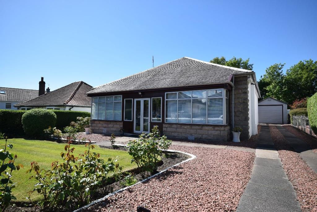 3 Bedrooms Detached Bungalow for sale in Glenville Avenue, Giffnock, Glasgow, G46 7AH
