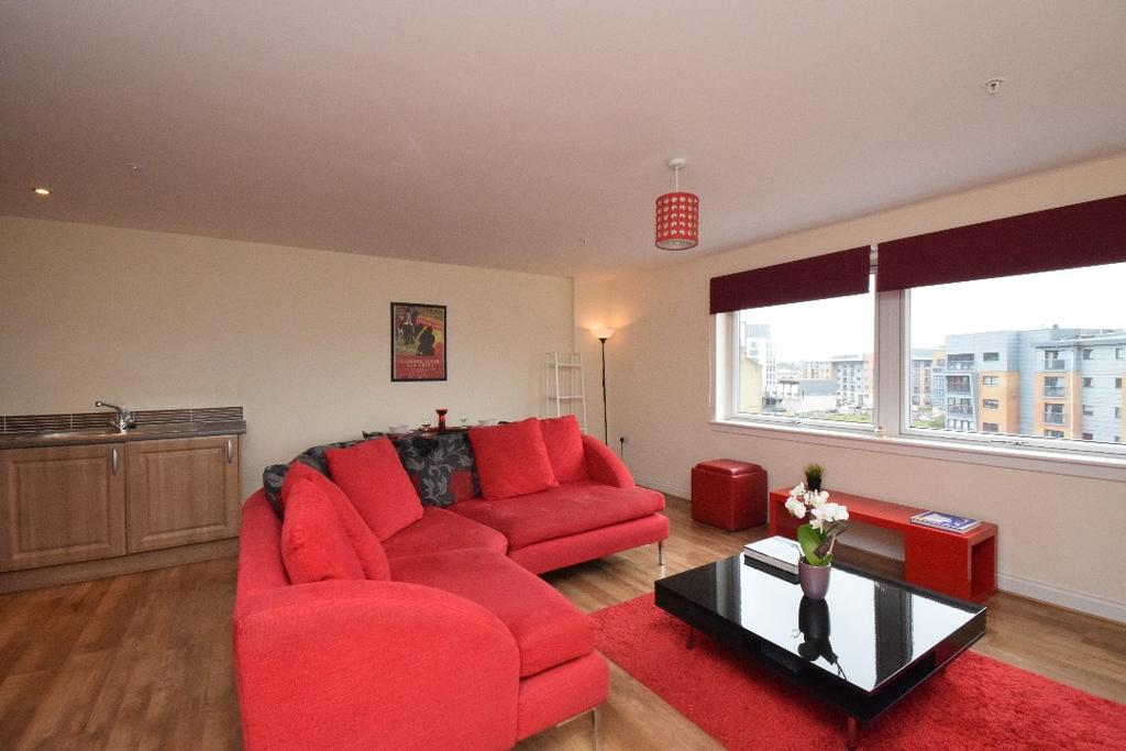 2 Bedrooms Flat for sale in Victoria Road, Flat 4/1, The Plaza Building, Glasgow, G42 7AB