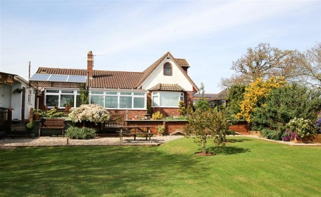 5 Bedrooms Detached Bungalow for sale in Spaxton, Bridgwater